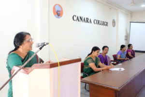 Presidential address by Dr. K.V.Malini